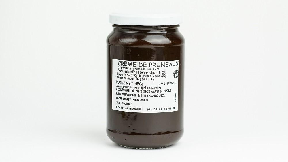 Crème de Pruneaux-450gr